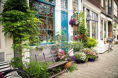 Wat liefde en aandacht aan de voorzijde van je huis doet wonderen