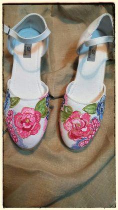 Rosas y Malvas