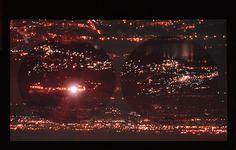 Grazia Toderi - orbite rosse
