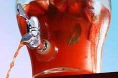 Strawberry-Basil Lemonade Recipe on Yummly