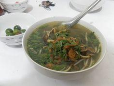 miến lươn - eel Vermicelli