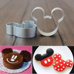Wholesale Product Snapshot Product name is 2015 High Quality Mickey Mouse Cutter Sugarcraft Cake Decorating Cookies Pastry Mould Baking Tool