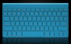 Apple Wireless Keyboard by ColorWare