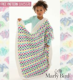 You& love making this crochet rainbow afghan pattern! Your child will love getting wrapped up in this gorgeous and warm crochet blanket. Rainbow Afghan, Rainbow Crochet, Baby Blanket Crochet, Crochet Baby, Free Crochet, Crochet Blankets, Unique Crochet, Crochet Top, Afghan Crochet Patterns