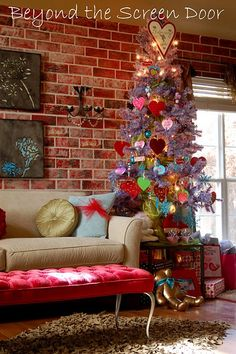 a Valentine Tree... LOTS OF LOVE!!!!!