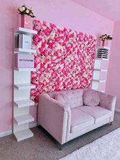 Cute Bedroom Ideas, Cute Room Decor, Girl Bedroom Designs, Room Ideas Bedroom, Bedroom Decor, Spa Room Decor, Home Bedroom, Makeup Room Decor, Diy Beauty Room Decor