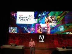 Adobe Foundation giving Creativity Scholarships to HS students interested in creative arts field