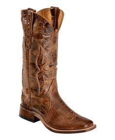 Boulet Puma Madra Cowgirl Boots