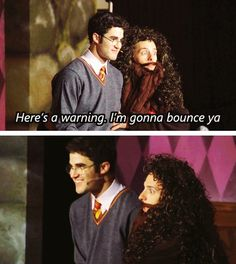 i swear the Hagrid scene was probably the best one out of avpsy xD