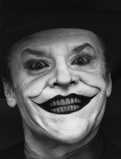 My favorite Joker (Yes, I still think Heath Ledger was amazing but shoosh! It tis my opinion)