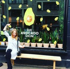 The Avocado Show is a restaurant in Amsterdam specialising in avocado food art. The restaurant is perfect for vegans and vegetarians.