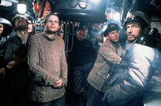 """Movies with a difference: In Das Boot the submarine is the film's """"star""""."""
