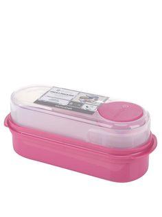 Ružový multifunkčný desiatový box Kitchen Craft