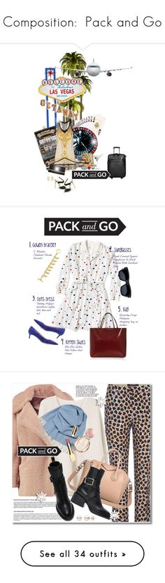"""Composition:  Pack and Go"" by jzanzig ❤ liked on Polyvore featuring Roberto Cavalli, Burberry, Wallis, Tom Ford, Jane Norman, travel, Vegas, vegaspackandgo, Yves Saint Laurent and Miu Miu"