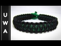 How to Make the Vendetta Paracord Bracelet from Cape Cord Paracord - YouTube