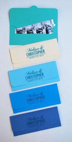 Hey, I found this really awesome Etsy listing at https://www.etsy.com/listing/123742416/photobooth-photo-strip-envelopes-wedding