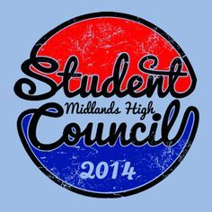 Student Council Shirt Idea