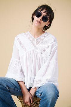0a23b9eca722 Lace Tops, Shirt Blouses, Women Wear, Shirt Dress, Stitch, Embroidery,