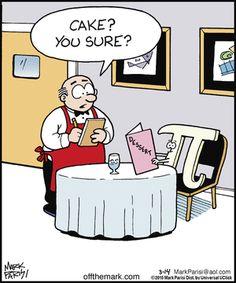 Off the Mark Comic Strip, March 14, 2015 on GoComics.com