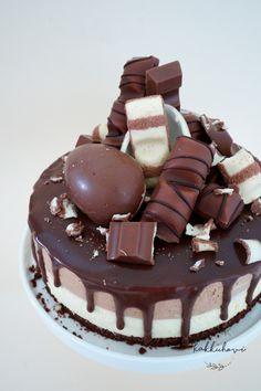 Cake Decorating, Decorating Ideas, Tiramisu, Delicious Desserts, Candy, Baking, Ethnic Recipes, Sweet, Drinks