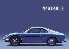 Renault Alpine 110, 1962-77