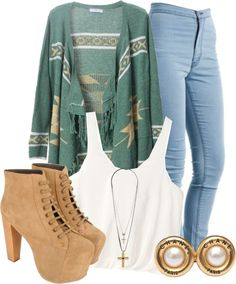 Cute outfit =)