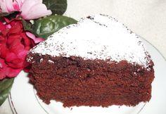 My Amazingly Soft & Moist Chocolate Sponge Cake