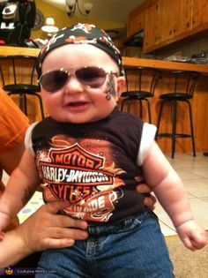 Baby Bikers | Harley Davidson motorcycles | Pinterest | Bikers and