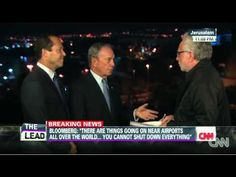 Bloomberg Goes Off on Blitzer for 'Insulting' Israel Question - Israel News