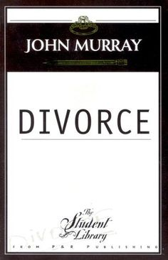 Divorce by John Murray https://www.amazon.com/dp/0875523447/ref=cm_sw_r_pi_dp_x_qajmzb8DJ8R0K