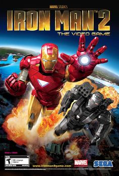 download iron man 2 game for android phone