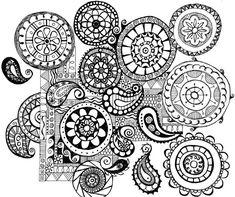 zentangle inspiration...great designs