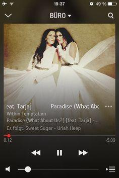 """Auf @Sonos läuft gerade """"Paradise (What About Us?) [Single Version] [feat. Tarja]"""" von Within Temptation #NowPlaying"""