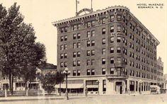 Hotel McKenzie - Bismarck,North Dakota