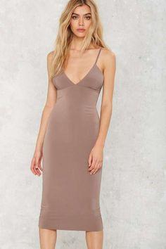 On Sleek Midi Dress - Dresses : 12, L, XL