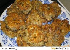 Stuffed Mushrooms, Pork, Food And Drink, Meat, Chicken, Cooking, Ethnic Recipes, Pancakes, Risotto