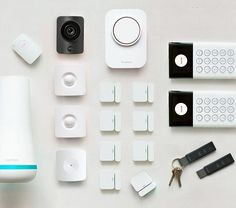 SimpliSafe Official Site: get the wireless home security system that lets you take control of your safety - in your home, apartment, or business Wireless Home Security Systems, Wireless Security Cameras, Security Alarm, Security Cameras For Home, Safety And Security, House Security, Security Service, Best Home Security System, Security Tips