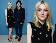Dakota Fanning In Miu Miu - 'Nigth Moves' Portraits Session