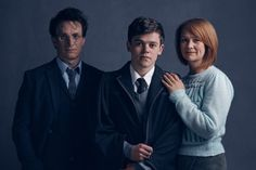 Harry Potter grown up family