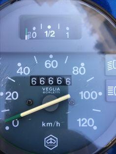 My Vespa PX200 E1995