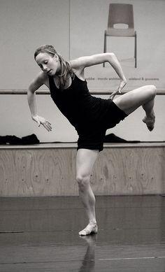 Scapino Ballet - Rotterdam 27-01-2006  Maartje