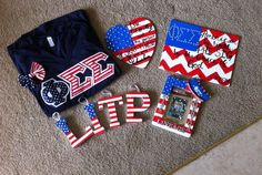 patriotic crafts <3