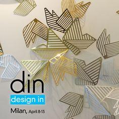 #din2014 8-13 aprile via Massimiano 6, Milano