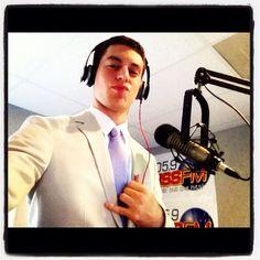 K.J. on 105.9 KISS FM