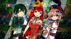 Battle Princess of Arcadias Out Today on PS3 - http://videogamedemons.com/news/battle-princess-of-arcadias-out-today-on-ps3/