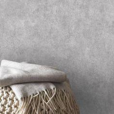 Vliesbehang beton grijs (dessin 103480) | Behang | Behang | KARWEI