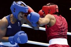 Olympics 2012: Women boxers deliver knockout in London boxing debut | Washington Times Communities