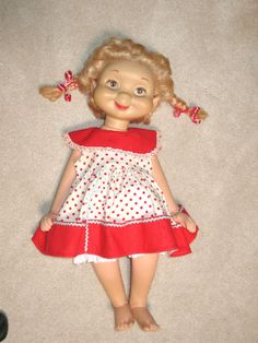 Vintage Polly the Lolly / Dixie the Pixie Whimsie Doll Amer Doll & Toy Co  L@@K!