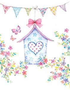 Flower Pictures for Decoupage - Nursery Ideas Watercolor Flowers, Watercolor Paintings, Decoupage Paper, Flower Pictures, Vintage Paper, Watercolor Illustration, Wallpaper Backgrounds, Wallpapers, Cute Art