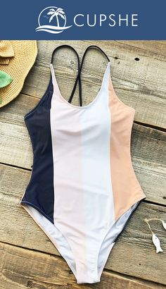 New Arrival! Each precious piece at Cupshe is exquisitely designed for the unique you. Enjoy sunshine with an adorable and affordable swimsuit! Free shipping & High quality. Have it, today. :)